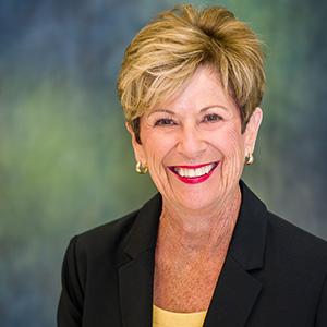 Portrait of Marcia Butler
