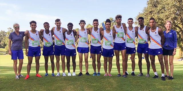 Lakehawk Sports: Cross Country Competes at Mountain Dew Invitational, Men's Team Takes First Place