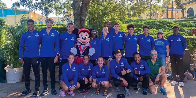 Lakehawk Sports: Cross Country Displays Magical Performances at Disney Classic