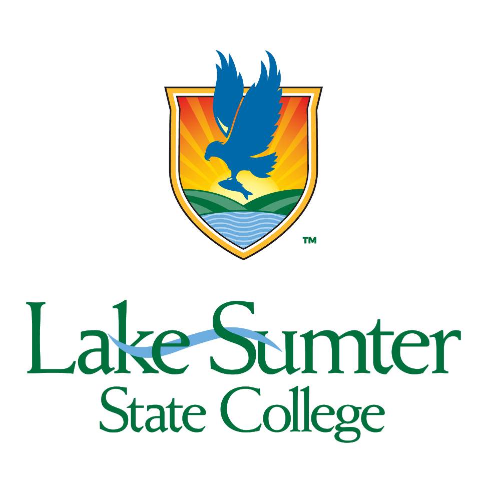 LSSC logo with blue lakehawk
