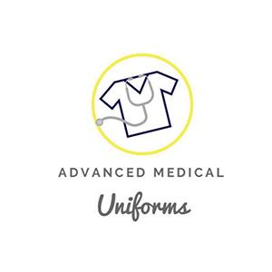 Advanced Medical Uniforms logo