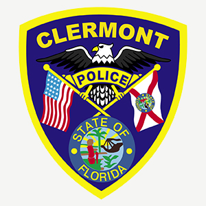 Clermont Police Department Logo