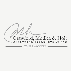 Crawford Modica and Holt Logo