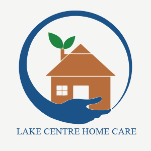 Lake Centre Home Care Logo