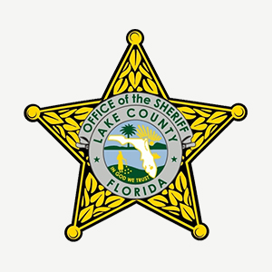 Lake County Sheriff's Office Logo