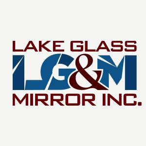 Lake Glass & Mirror logo