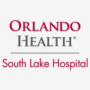 Orlando Health South Lake Hospital Logo