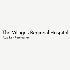 The Villages Regional Auxiliary Foundation Logo