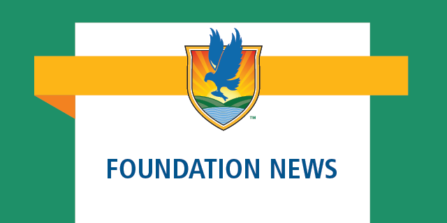 LSSC logo graphic with text reading Foundation News