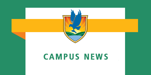 LSSC logo graphic with text reading Campus News