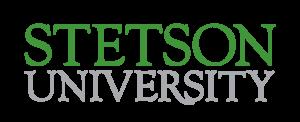 Stetson University stacked logo